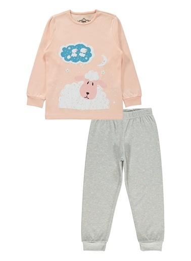 Civil Girls Civil Girls Kız Çocuk Pijama Takımı 6-9 Yaş Karmelanj Civil Girls Kız Çocuk Pijama Takımı 6-9 Yaş Karmelanj Renkli